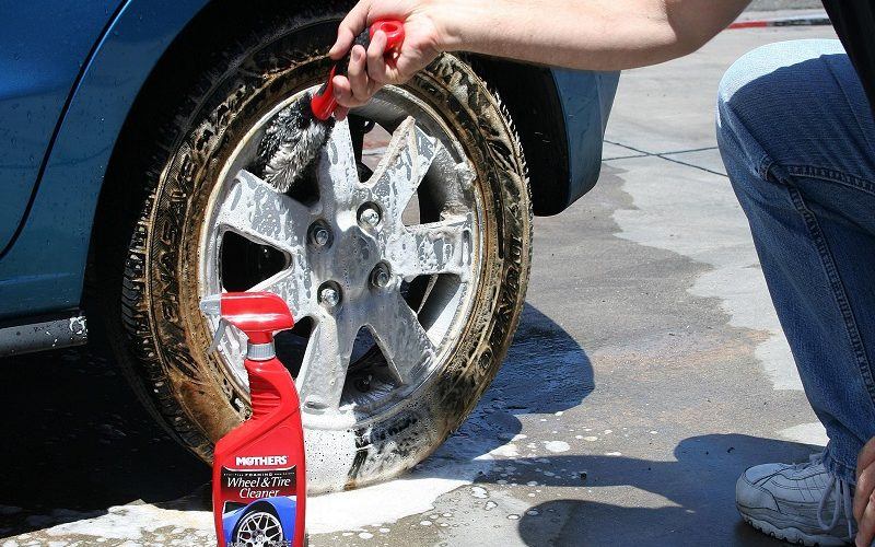 Here's How To Properly Clean Your Wheels