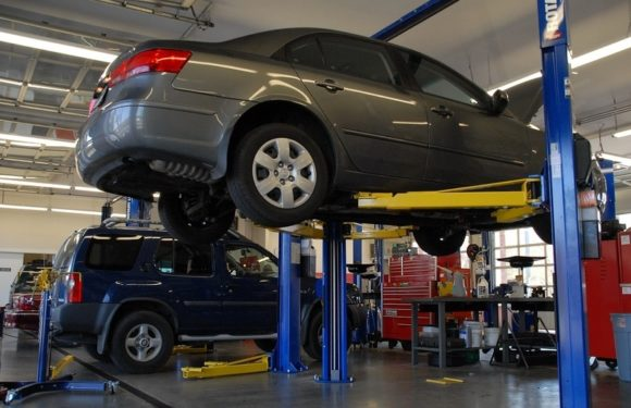 AUTOMOBILE REPAIR SHOP: Our Car Maintenance Destination